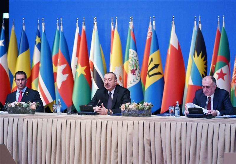 جمهوری آذربایجان خود را برای ریاست جنبش عدم تعهد آماده می نماید