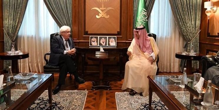 فرستاده سازمان ملل در یمن دیدارش با الجبیر را سازنده خواند