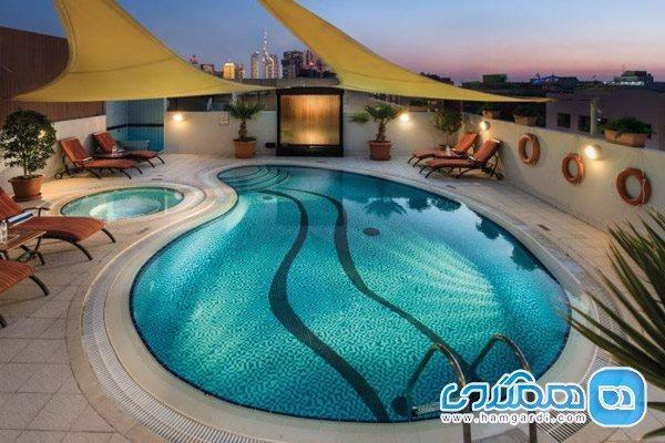 آشنایی با بهترین هتل های 2 ستاره دبی