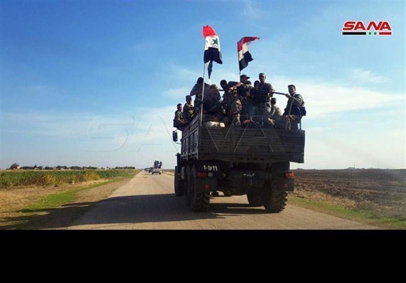 سوریه، تقویت مواضع ارتش در مناطق مرزی با ترکیه