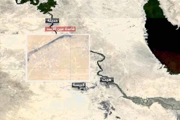 افشاگری نماینده عراقی از اقدام تازه آمریکایی ها در عین الاسد