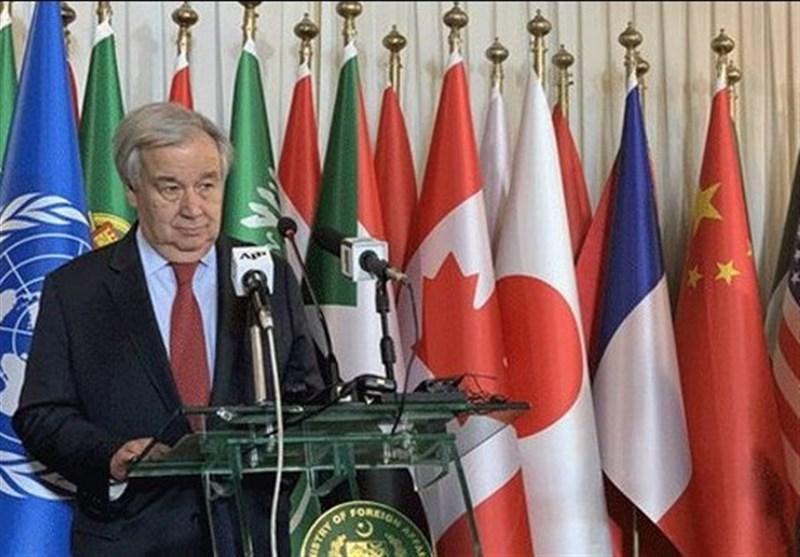 دبیرکل سازمان ملل: نقض حقوق بشر در کشمیر به شدت نگران کننده است