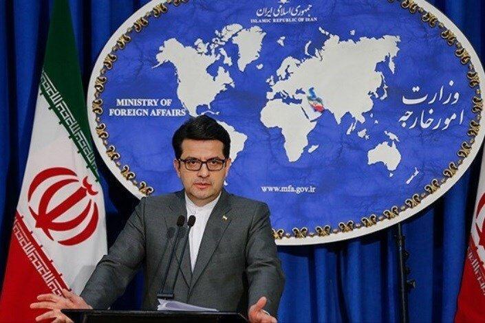 طعنه سخنگوی وزارت خارجه به ادعای آمریکا درباره مقابله با تسلیحات کشتار جمعی