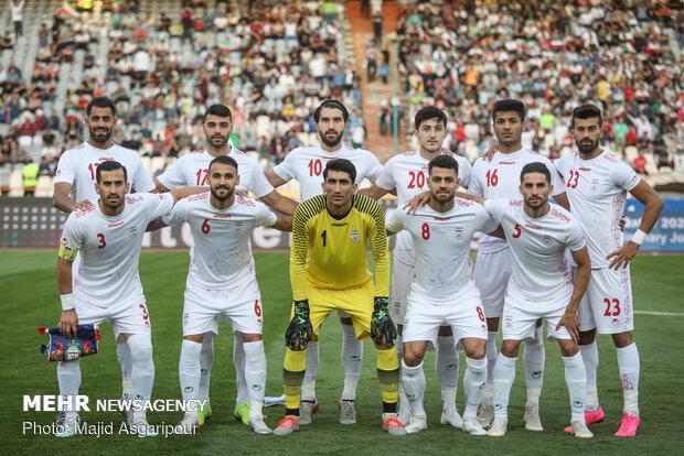 مسابقات تیم ملی فوتبال ایران در مقدماتی جام جهانی به تعویق افتاد