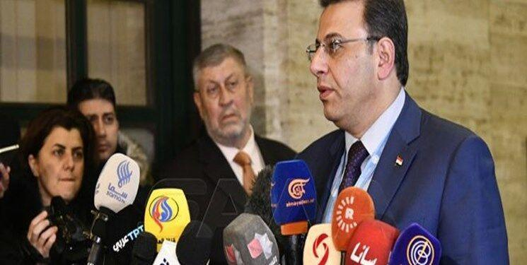 خبرنگاران نماینده سوری خواهان عذرخواهی سیاستمداران لبنانی از دمشق شد