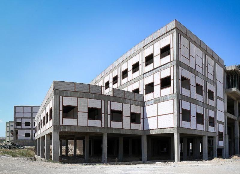 خبرنگاران بیمارستان یکهزار تختخوابی احتیاج درمانی 20 ساله تبریز را رفع می نماید