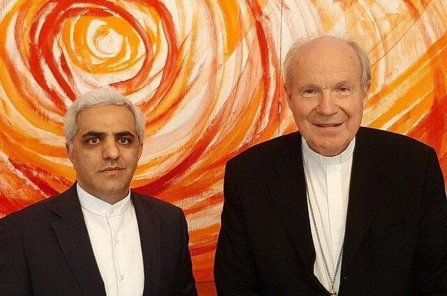 ملاقات سفیر ایران با سراسقف اعظم اتریش