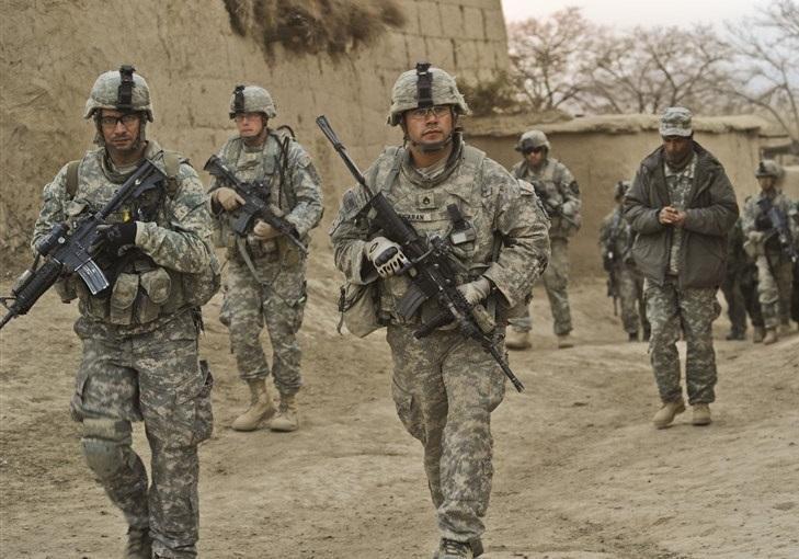 ترامپ امروز کاهش نظامیان آمریکا در عراق و افغانستان را اعلام می کند