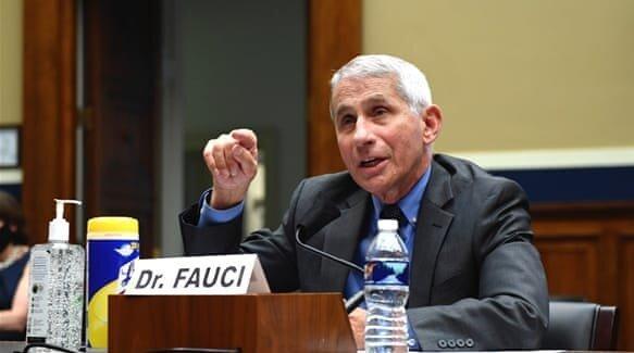 دکتر فائوچی: مصونیت ترامپ مقابل کرونا موقت است، نه دائم