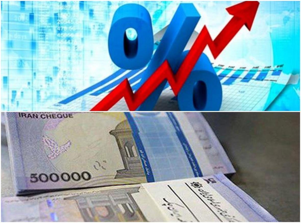 کانال شکنی نرخ سود پس از 50 روز، نرخ بازدهی در کانال 19 درصد