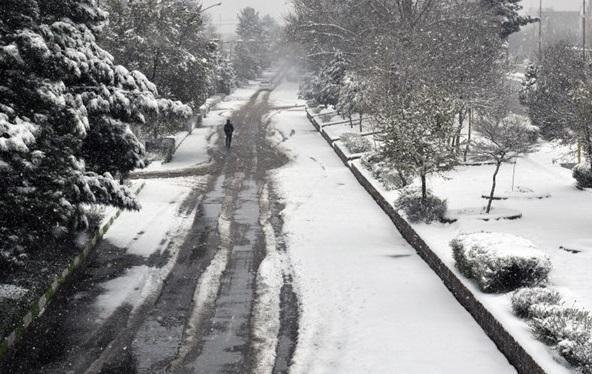 هواشناسی اخطار نارنجی صادر کرد، 4 روز برفی-بارانی در انتظار تهرانی ها است