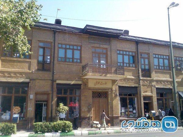 عمارت تاریخی طوطی قزوین ثبت ملی می گردد