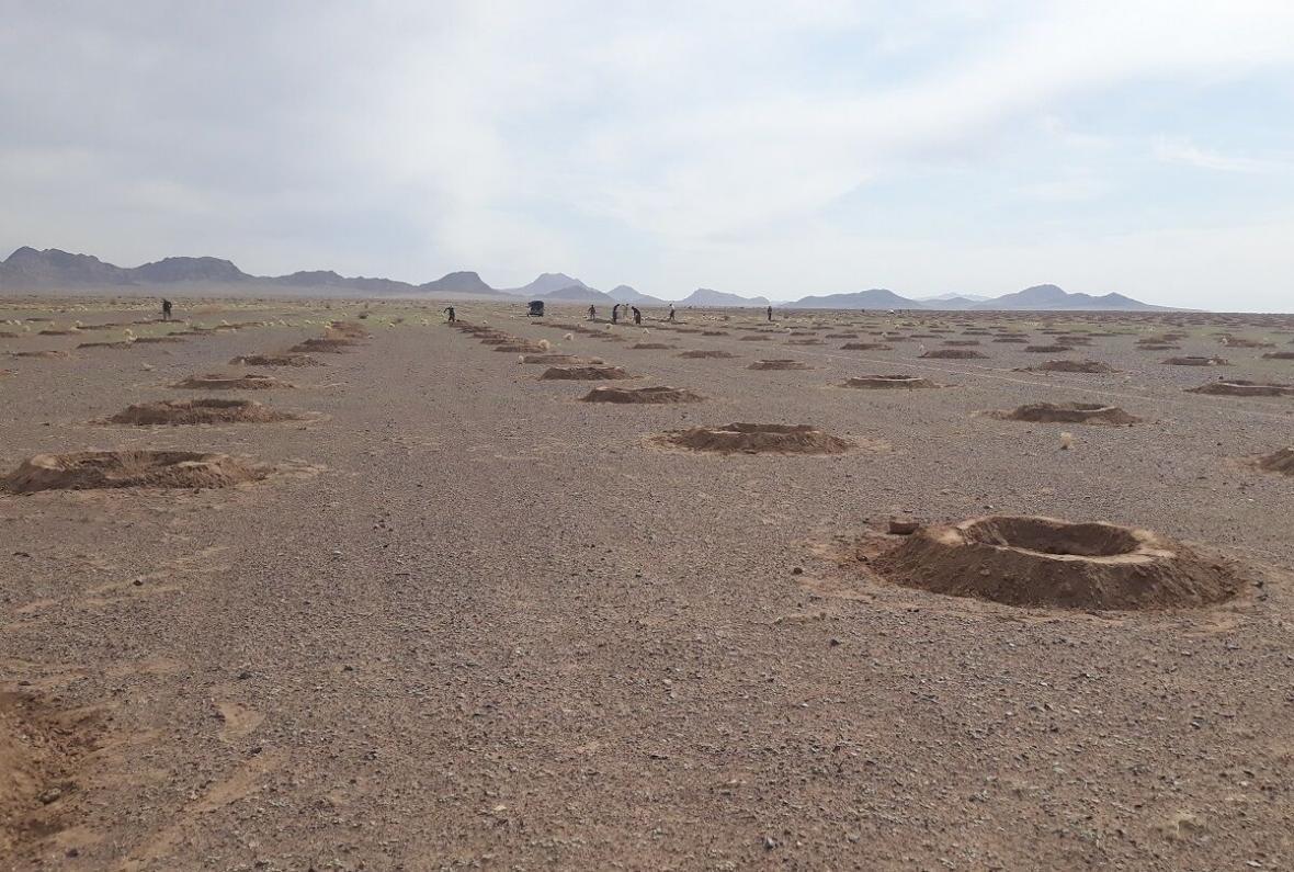 خبرنگاران فرایند فرسایش خاک در خراسان &zwnjجنوبی صعودی است