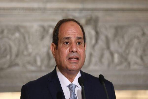 السیسی بر لزوم حصول یک توافق درباره بحران سد النهضه تأکید کرد