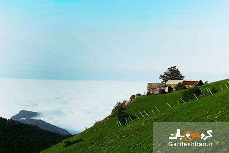 دهکده مازیچال؛بهشتی از آفرینش خدا در شمال ایران، عکس